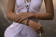 Mother Of Pearl, náramek z perleti