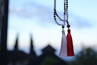 Spirituální náhrdelník.