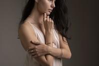 WAI Bracelet - stříbrný náramek, lesk
