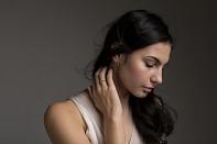 WAI Earrings - stříbrné náušnice