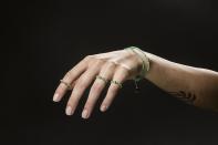 Ratu Emerald Ring
