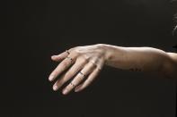 Prsteny z kolekce Tasia