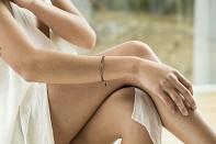 Raja - wrap náramek s hematitem