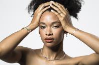 Expensive Crush - stříbrný náhrdelník