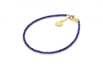 ANIZA - náramek z lapisu lazuli zasvěcený touze po MLÁDÍ