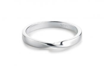 OMG Crush Ring - stříbrný prsten, mat