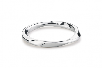 Guilty Crush Ring - silver, glossy