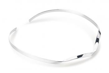 Expensive Crush Necklace - stříbrný náhrdelník, lesk