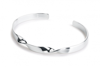 Expensive Crush Bracelet - stříbrný náramek, lesk