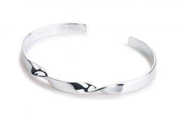 Expensive Crush Bracelet - silver, glossy