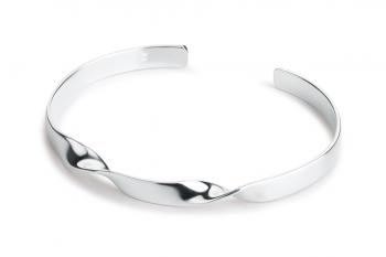 Expensive Crush Bracelet - silver, matte