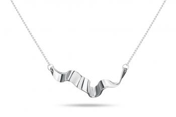 Summer Crush Necklace - stříbrný náhrdelník, lesk
