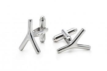 WAI Cufflinks - Stříbrné manžetové knoflíky