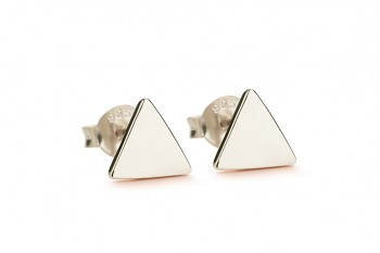 Element FIRE earrings - silver