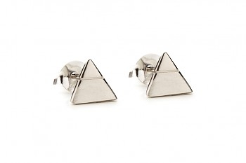 Element AIR earrings - silver