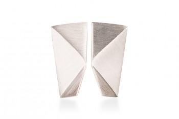 NOSHI Earrings - stříbrné náušnice