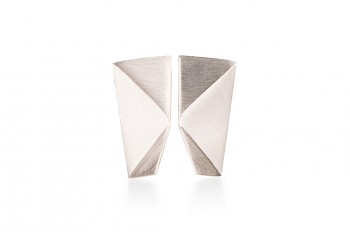 NOSHI MINI Earrings - silver