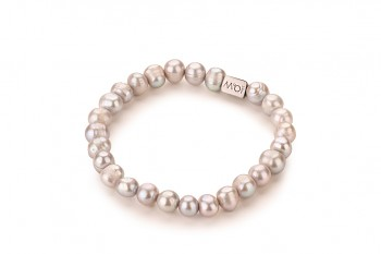 ALIANA - dedicated to the desire for BEAUTY, baroque pearl and silver