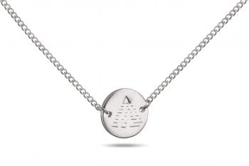 Element AIR Choker - silver, matte