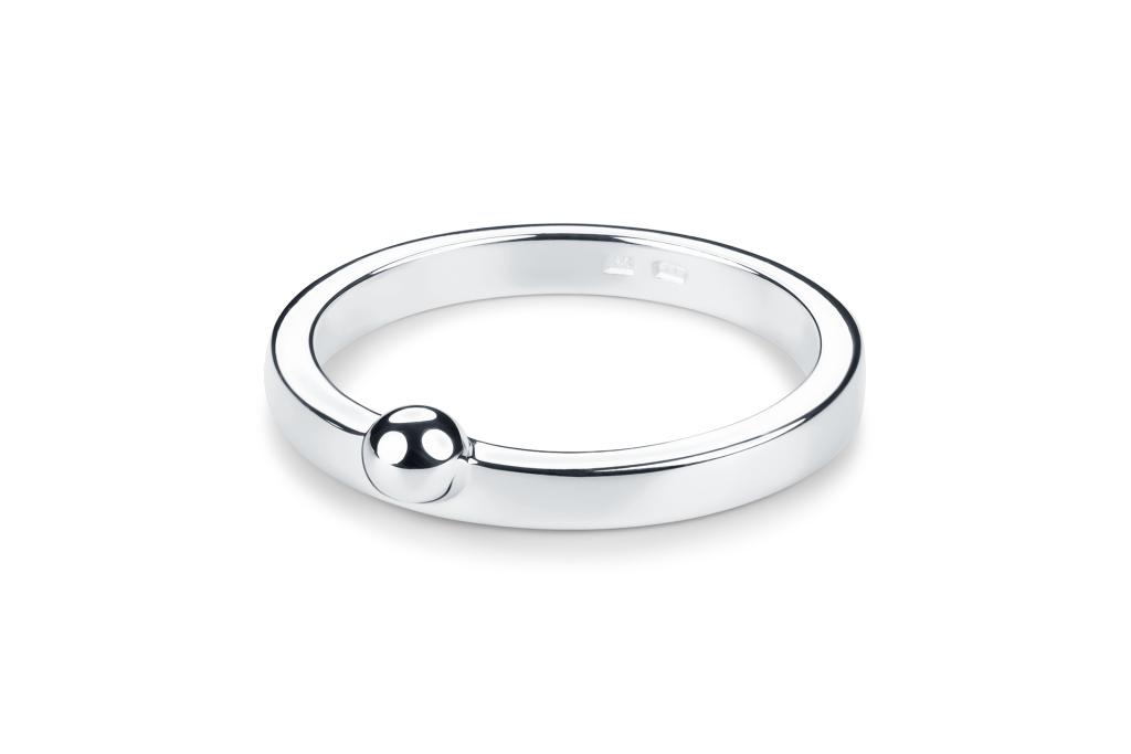Wedding Ring Infinity - woman pair ring