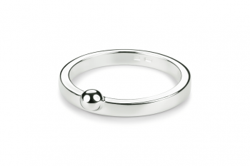 Wedding Ring Infinity - woman pair ring