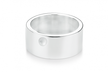 Wedding Ring Infinity - man pair ring